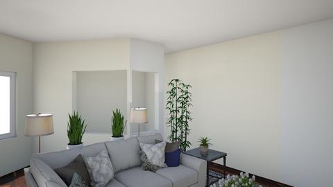 Living Space for Lesley - Living room - by hazbeth