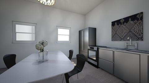 Kitchen dining room - Kitchen - by Mady s