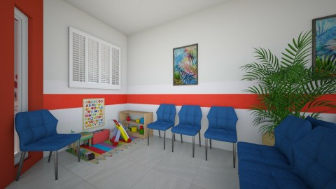 C1 kids - Kids room - by APInteriors