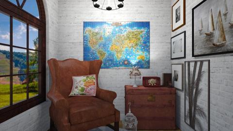 Vintage Corner - by nonanymous_