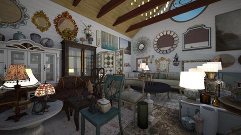 Antique Boutique - by rebsrebsmmg