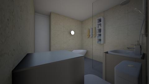 oladia - Classic - Bathroom - by Agent_Zefirka