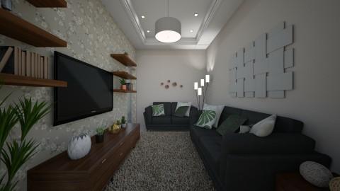 Sala 1 - by Luana  Oliveira