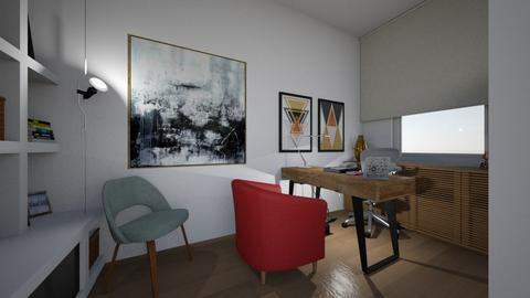 old studio doc - Office - by faruffa