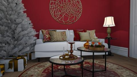 Seasons colours - Living room - by Tuija