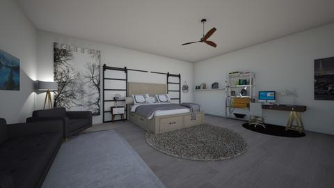 Dream apartment NYC bed - Bedroom - by koolcat