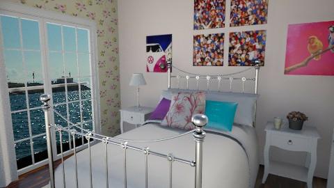 seascene b.room - Bedroom - by Amyy