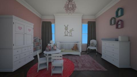 babyroom - by Irene Klinkenberg