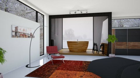 minimalism 2b - by barnigondi