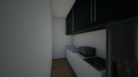 Little modern kitchen - by Jompton