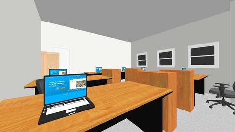 P3IT1 - Office - by peterhutinski