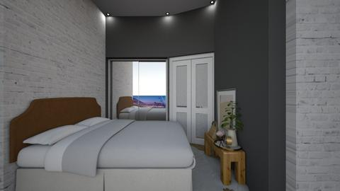 Casa377Bedroom - Modern - Bedroom - by nickynunes