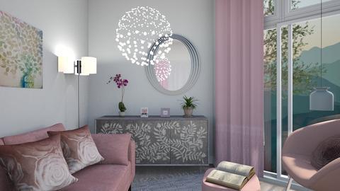 M_Honesty - Living room - by milyca8
