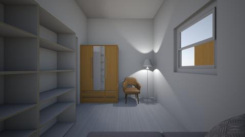 mieszkanie wersja 1 - Modern - Kids room - by klaudiadrw