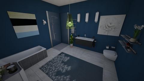 Modern Bathroom - Bathroom - by msabl65