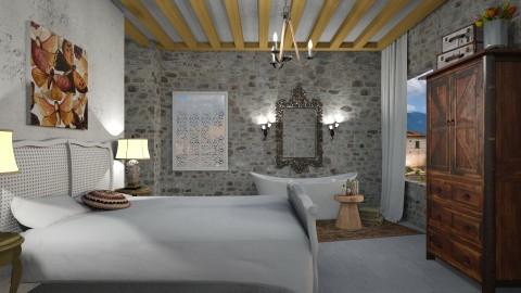 Bedroom - by DeborahArmelin
