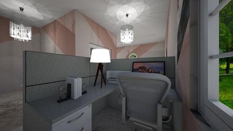 Ananya bedroom - Feminine - Bedroom - by Complete_Cookie