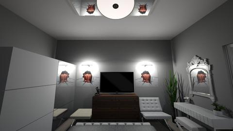 My Bedroom 5 - Vintage - Bedroom - by kostis kkkk