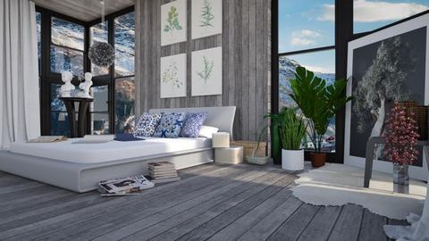 Art - Bedroom - by lilyamc