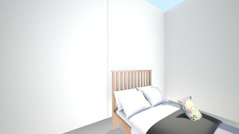 myfirst - Classic - Kids room - by zhiyanke