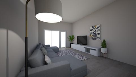 dnevna - Living room - by mirkazeljkovic