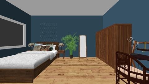 bedroom - by natasznix