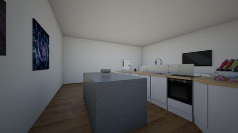 121 - Kitchen - by galaxygirl101