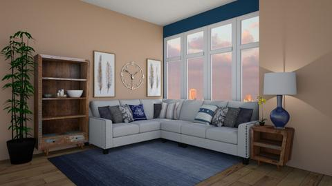 Expat Apartment Contest - Living room - by RoomstylerSusan