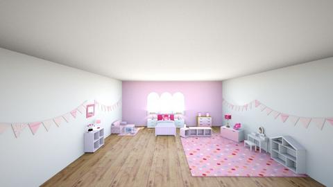 kids room home 4 - by Reedphia