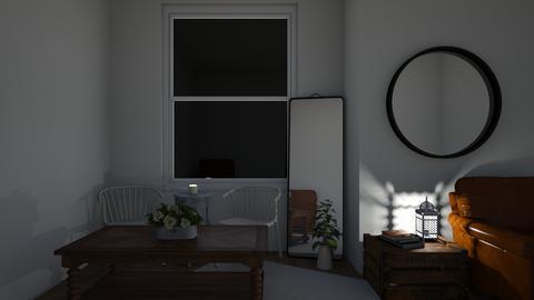 ARTISAN FLOORING lounge - Classic - Living room - by joetee