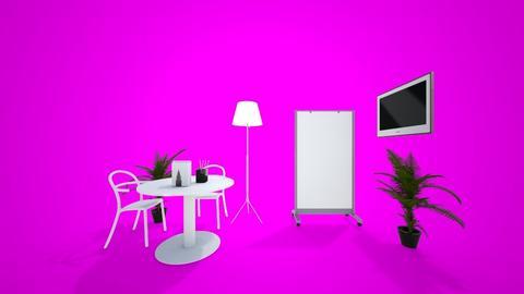 Izstade - Office - by Liene_Sosnare