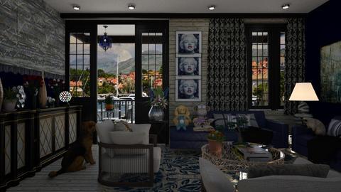 Helena - Living room - by Maria Helena_215