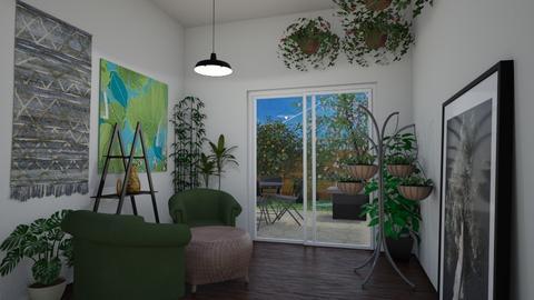 CHiill - Garden - by Iiiso