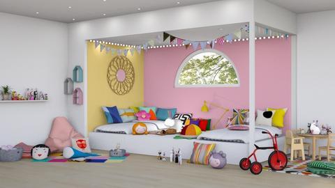 Kids Room - Kids room - by sabaclayes