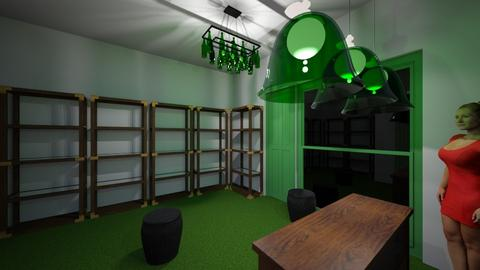 Borhalo 2 - Office - by Tamas100000