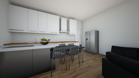 casa me1 - Living room - by Araujo