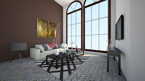 living room - by valcarona