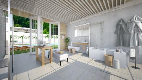 bath - Modern - Bathroom - by yasamanmahmoodi
