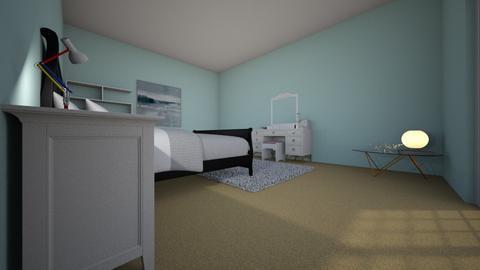 tiktok room - Bedroom - by karinaac999