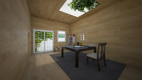 enterance - Living room - by smirk4u