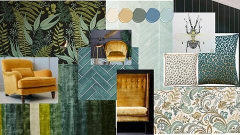Jungle pattern - by annasliz