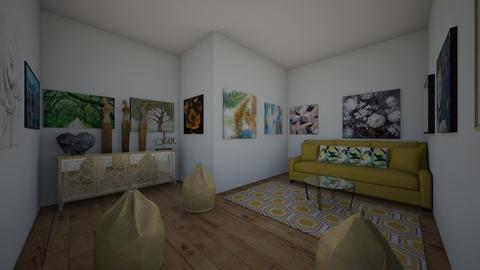 art escape room - Modern - by 17rhughes