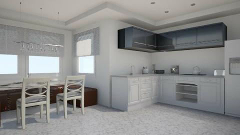 classic kitchen - Classic - Kitchen - by Karine Hakobayan