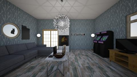 frostylynx follower room - Modern - by Frostylynx