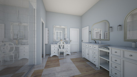 Master Bathroom - Bathroom - by RPetriello