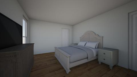 Interior Design Beach Hou - Bedroom - by Sydney G