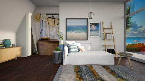 Surf Culture - Living room - by seth96