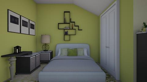 Kiwi corner - Bedroom - by CCPompey