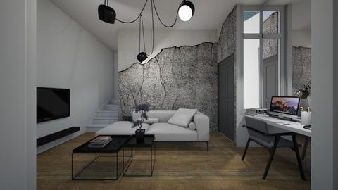 Casa264LivingArea - Modern - Living room - by nickynunes