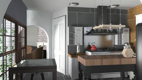 kitchen - Kitchen - by jennielreid